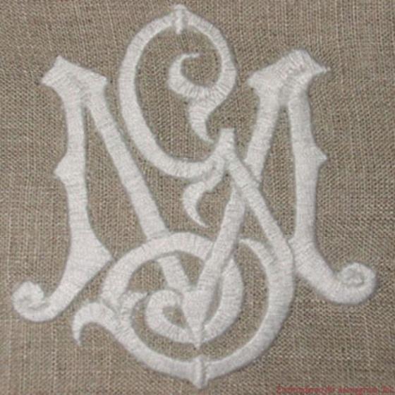 Monogramming Fine Embroideryinc